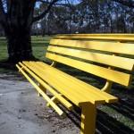 Jak zrobić ławkę parkową?